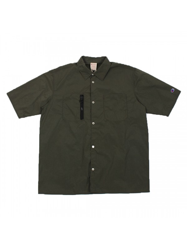 Shirt Reverse Weave Army 214507 GS519 IRL