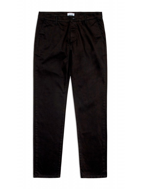 Steffen Worker Pants (Short) Black 1916-205