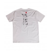 Creature Girl Oversized Tee White (SPECIAL) LF213-151112