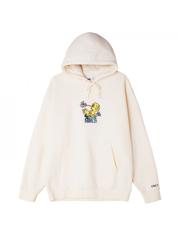 Love Movement Hood Unbleached 112470136-UBL