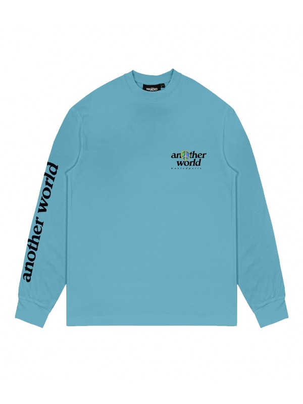 Long Sleeve Another World Pool Blue WP21CTS11