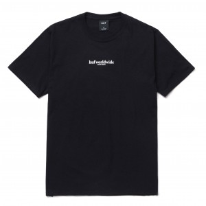 Never Yours S/S Tee Black TS01457-BLACK