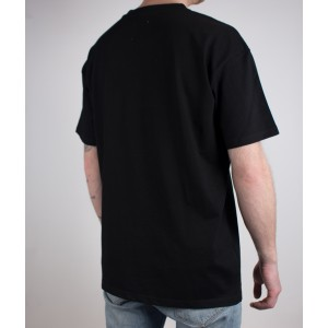 Muze Oversized Tee Black LF211-011111