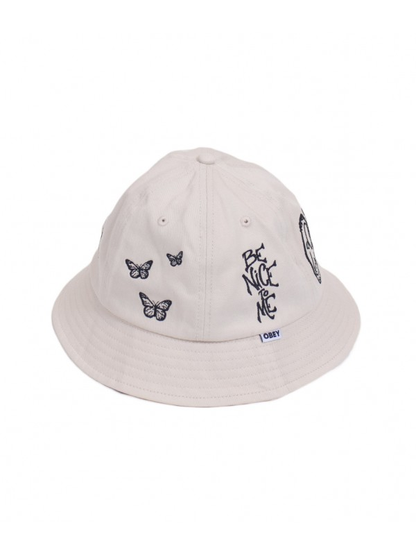 Printed 6 Panel Bucket Hat Sago 100580269-SGO
