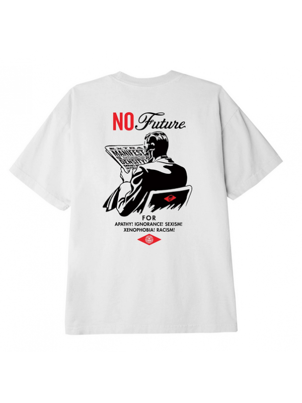 No Future White 165262582-WHT