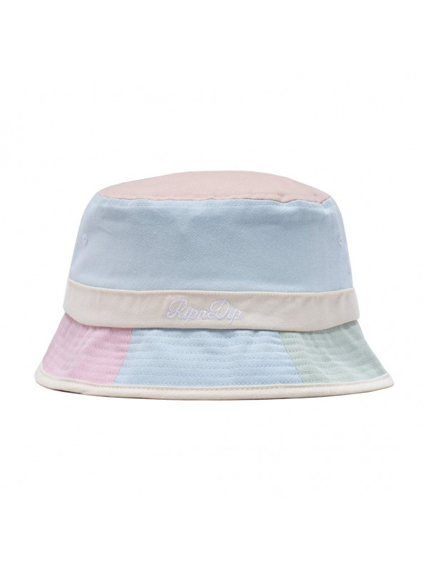 Mid City Cotton Embroidered Bucket Hat RND6089