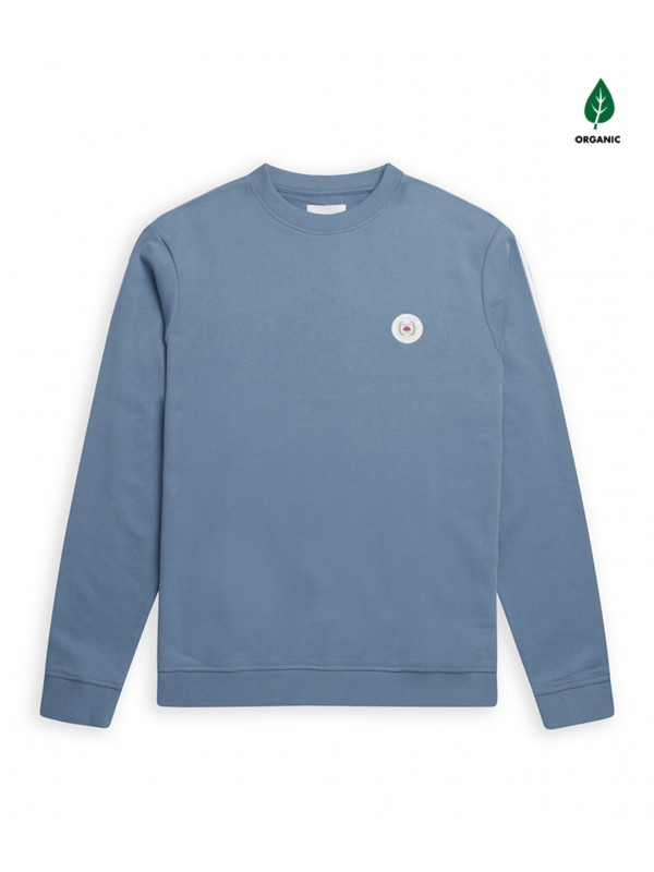 Our Braxy Patch Crew Dust Blue 2000-600