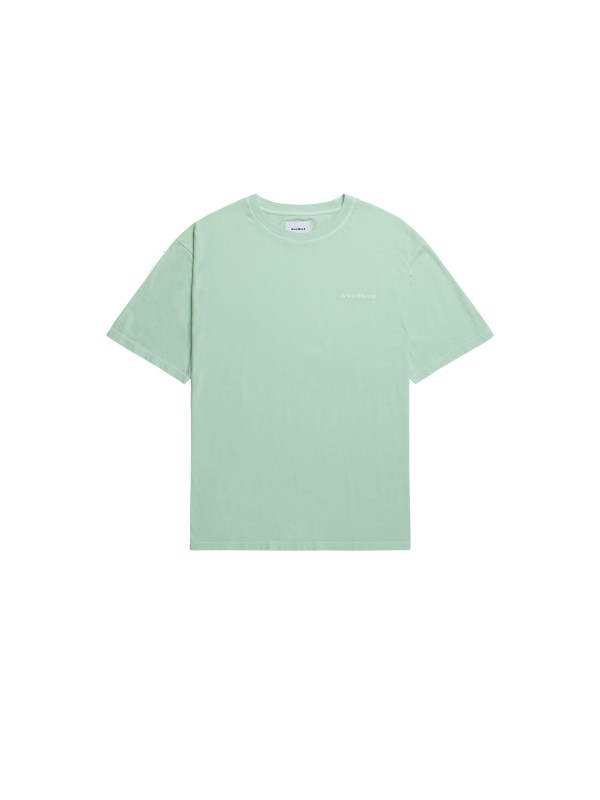 Boxy State Tee Pastel Green 2126-406