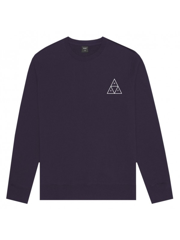 Essentials TT Crew Purple Velvet PF00101-PRPLV