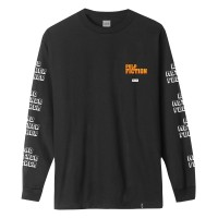 Pulp Fiction Bad Mother Fucker L/S Tee Black TS01309-BLACK