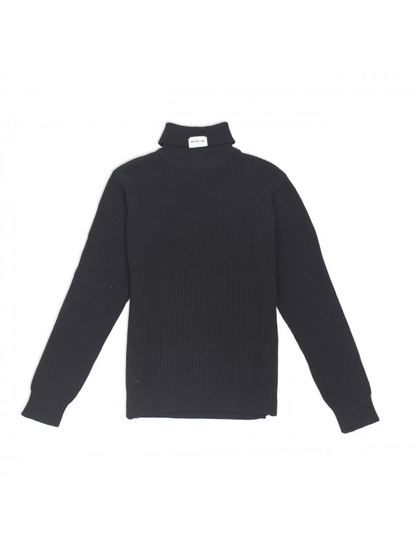 Knitted Turtleneck Black IO19025