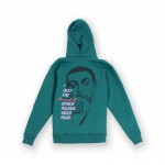 Just Eat Chocolate Hoodie Green IO19033