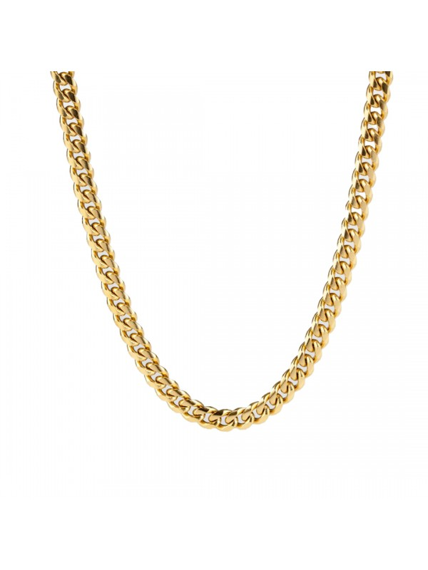 Sequence Necklace - Gold