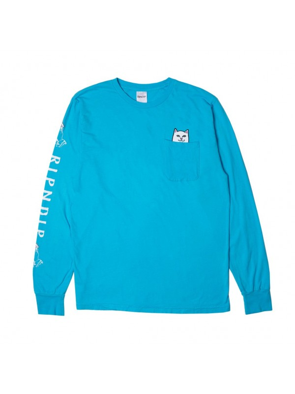 Lord Nermal Longsleeve Blue RND3748