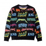 Rock N Nerm Sweater Black RND3912