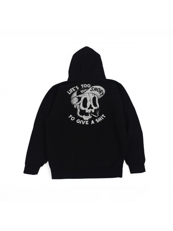 Too Short Smokes Hoodie Black 1014202