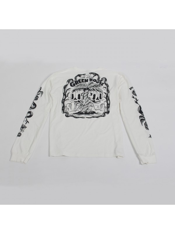 Greenhouse L/S White 1010129