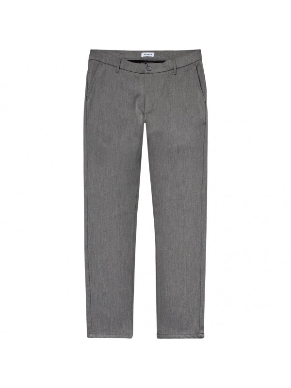 Steffen Twill Pant Light Grey 1816-201