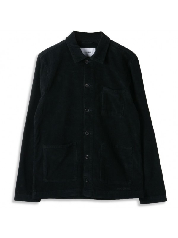 Bobo Cord Jacket Black 1936-907