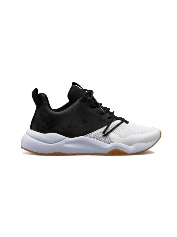 Asymtrix Mesh F-PRO90 Black White Gum ML3012-9910-M