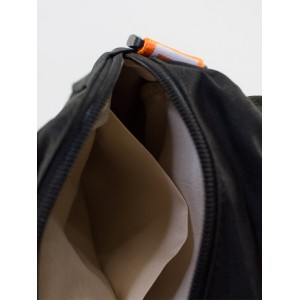 Creators City Bag Black/orange IO-19019