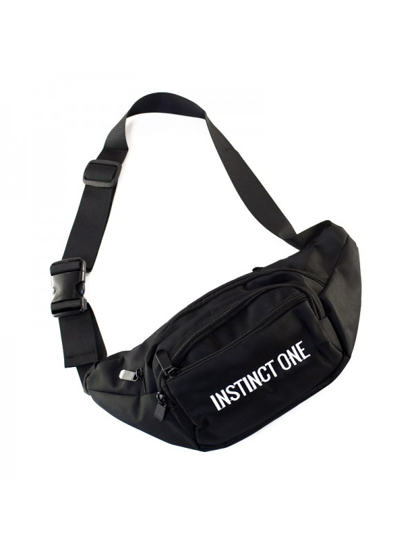 Creators City Waist Bag Black IO-19020