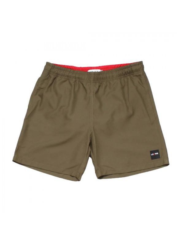 LF Patch Swim Shorts Army 1700037